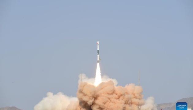 Китай запустил в космос новый спутник