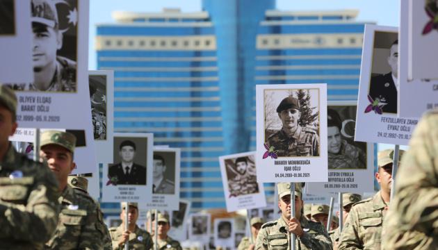 В Азербайджані і Вірменії згадують про загиблих у Другій карабаській війні