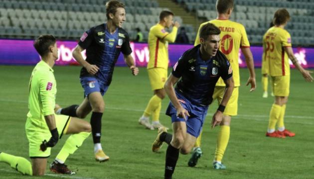 «Чорноморець» не втримав перемогу над «Інгульцем» у 9-му турі УПЛ
