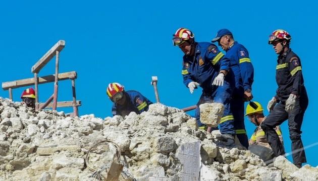 Через землетрус на Криті постраждали 20 осіб