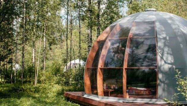 На Прикарпатті біля Дністра зведуть 8 глемпінгів для комфортного відпочинку