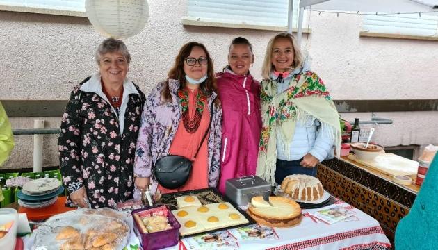 У Німеччині українці долучилася до фестивалю у Фрайбурзі