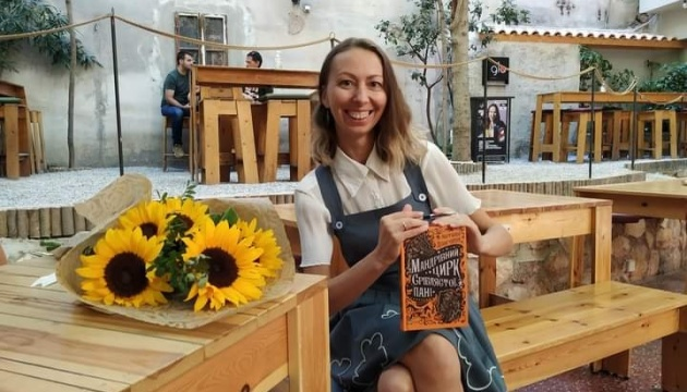 У Греції відбулася зустріч з українською письменницею, що мешкає в Афінах