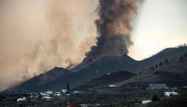 Острів Ла-Пальма оголосили зоною стихійного лиха після виверження вулкана