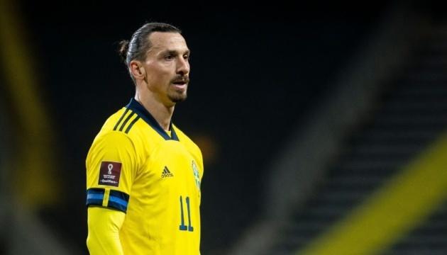 Ібрагімовича знову викликали до збірної Швеції з футболу