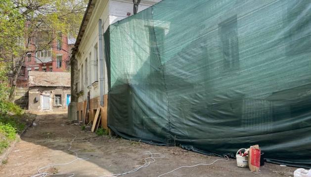 Столична влада планує надати садибі Барбана охоронний статус