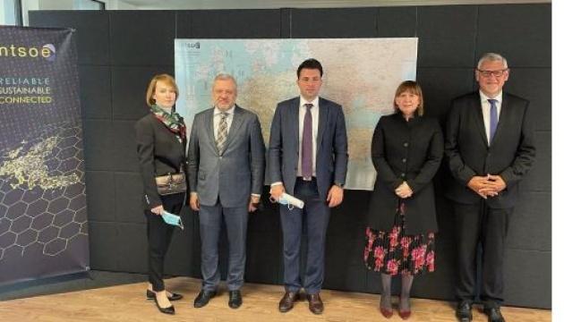 У ENTSO-E високо оцінюють прогрес України у підготовці до синхронізації