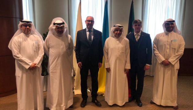 У МЗС України запропонували організувати бізнес-місію кувейтських компаній