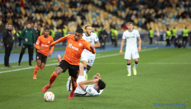 Shakhtar, Inter draw 0-0 in Kyiv in UEFA Champions League