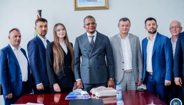 L'Ukraine et le Congo pourraient coopérer dans le secteur des hydrocarbures