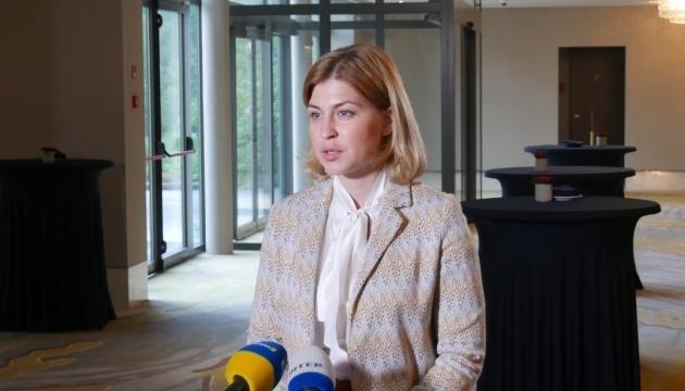 Stefaniszyna - W Brukseli rozmawiano o oczekiwaniach ze szczytu Ukraina-UE