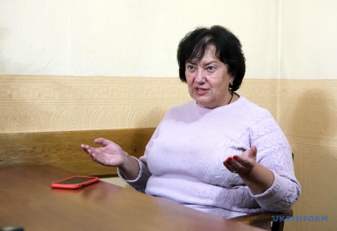 Оксана Старак-Повякель