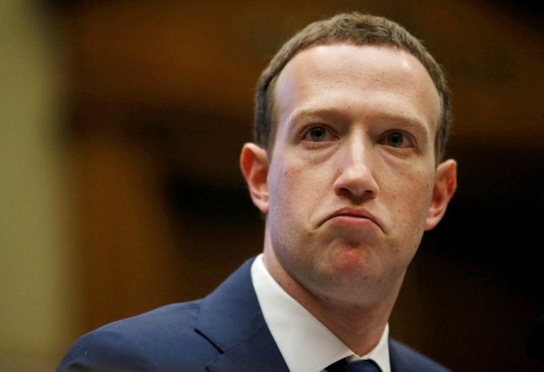 арк Цукерберг за час збою втратив понад 6 млрд доларів чистого капіталу