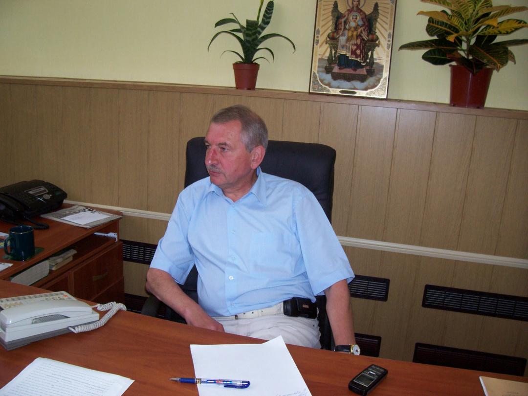 Анатолій Нікітенко, директор музею