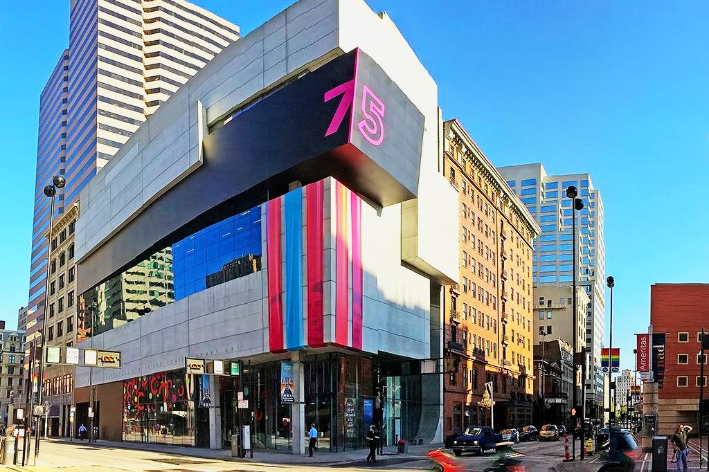 Центр сучасного мистецтва Лоїс і Річарда Розенталів у Цинциннаті, Огайо