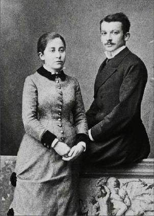 Артур фон Мізес та Адель фон Ландау