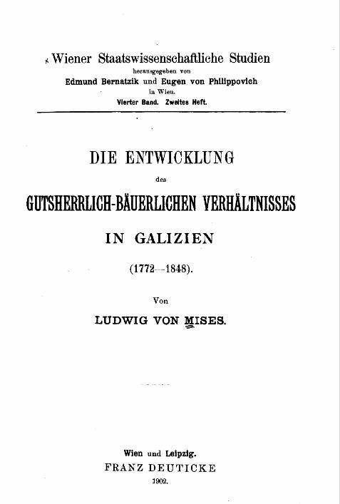 """обкладинка брошури """"Розвиток відносин між землевласниками і селянами в Галичині у 1772-1848 рр."""" 1"""