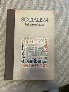 """обкладинка книжки """"Соціалізм. Економічний і соціологічний аналіз"""" , 1936 р. 1"""