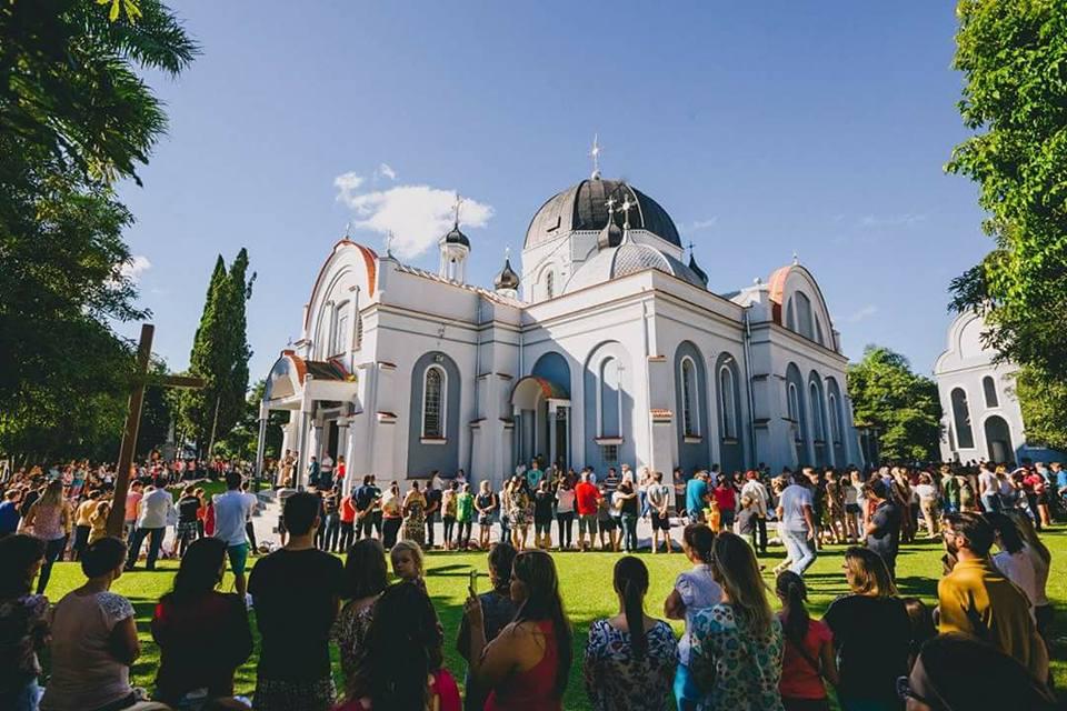 Собор святого Йосафата, Прудентополіс (Бразилія)