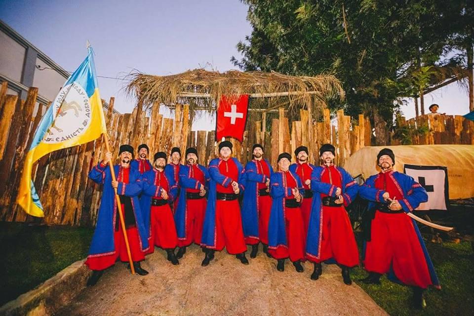 Козацьке братство «Українські козаки», Прудентополіс (Бразилія)