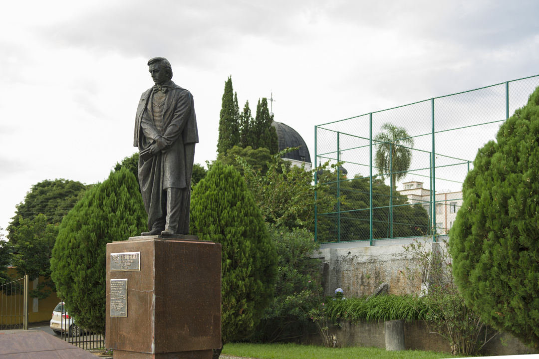 Пам'ятник Тарасу Шевченку, Прудентополіс (Бразилія)