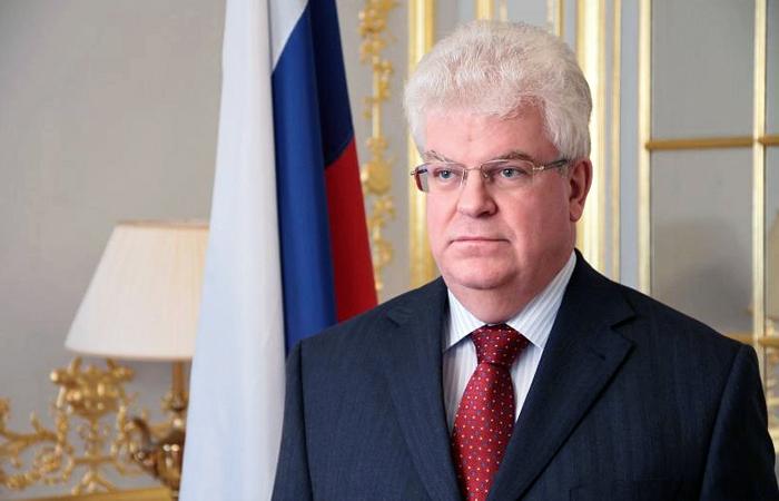 Владимир Чижов / Фото: официальный сайт Постоянного представительства РФ при ЕС