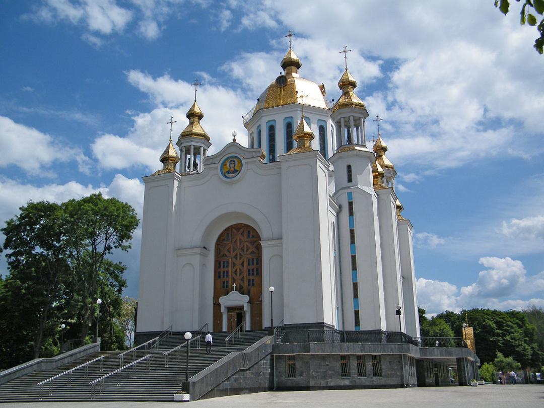 Свято-Покровський кафедральний собор у Рівному