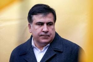 Georgia no tiene la intención de extraditar a Saakashvili a Ucrania