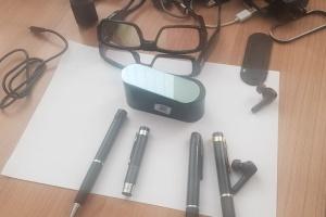 ウクライナ国境警備庁、日本国民からスパイ用機器を摘発