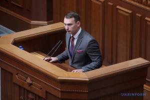 Стефанчук «звільнив» Железняка з посади голови фракції «Голос» - той спростовує