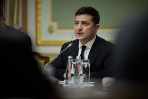 Зеленський запевняє, що в Україні достатньо газу для споживачів