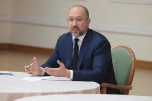 Shmygal invita a empresas suecas a implementar proyectos conjuntos en Ucrania