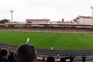 Перша ліга: «Нива» у Тернополі обіграла «ВПК-Агро» у матчі 14 туру