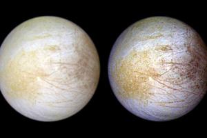 Hubble знайшов дивні сліди водяної пари на супутнику Юпітера