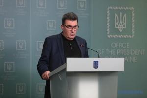 Rada Bezpieczeństwa zatwierdziła Plan Obrony Ukrainy – Daniłow
