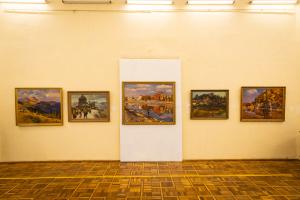 В Ужгороді відкрили виставку до 130-річчя художника Йосипа Бокшая