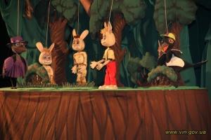 Театральний фестиваль «Подільська лялька» визначить переможців у 13 номінаціях