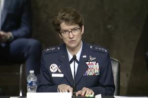 Одне з військових командувань США очолила жінка