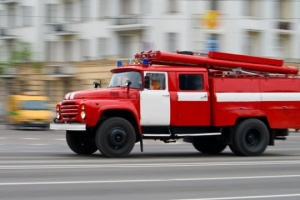 Під час пожежі у столичній багатоповерхівці загинув чоловік