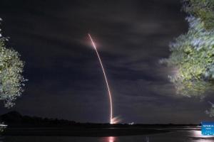 Китайская ракета успешно пришвартовалась к новой орбитальной станции
