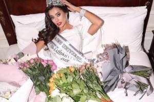 Dan a conocer la ganadora de Miss Ucrania Universo 2021