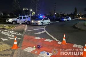 У Києві п'яний водій вантажівки збив двох пішоходів – один помер у лікарні