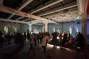 В Киеве открылась первая Украинская биеннале цифрового и медиаискусства