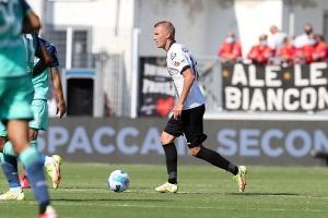 Дебютний гол Коваленка в Серії А приніс перемогу «Спеції»