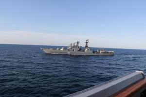 США відповіли на заяву міноборони Росії про інцидент у Японському морі