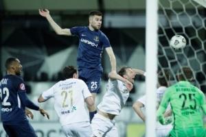 «Дніпро-1» обіграв «Колос» в 11 турі чемпіонату УПЛ