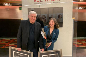 В Польше премию Angelus получила украинская писательница