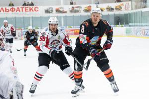 УХЛ: «Донбас» в серії булітів програв «Кременчуку»