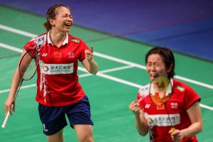 Збірні Індонезії та Китаю виграли чемпіонат світу-2021 з бадмінтону