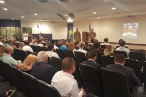 В Абу-Дабі українці організували показ фільму про захисників Донецького аеропорту